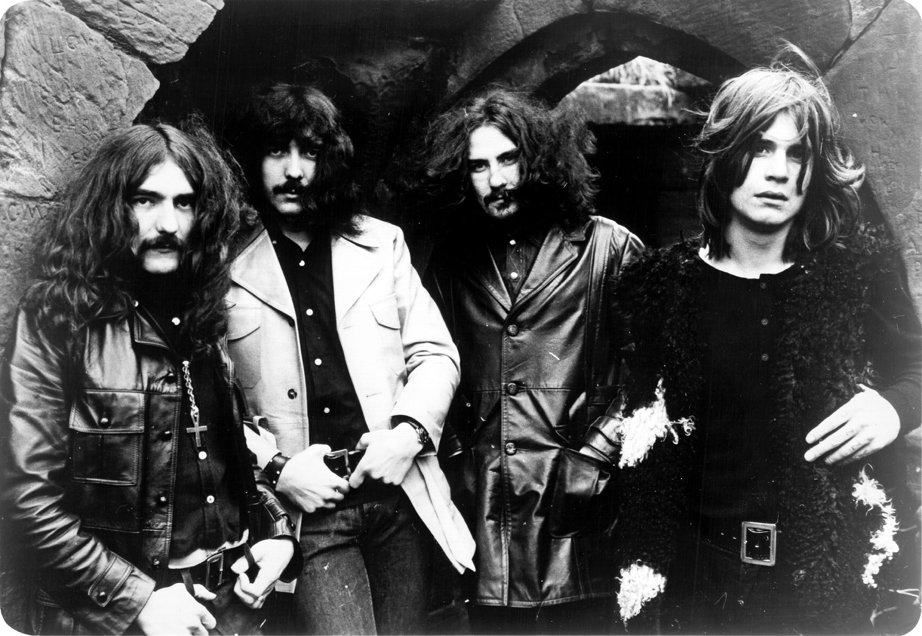 Black Sabbath – hårdrock från Birmingham