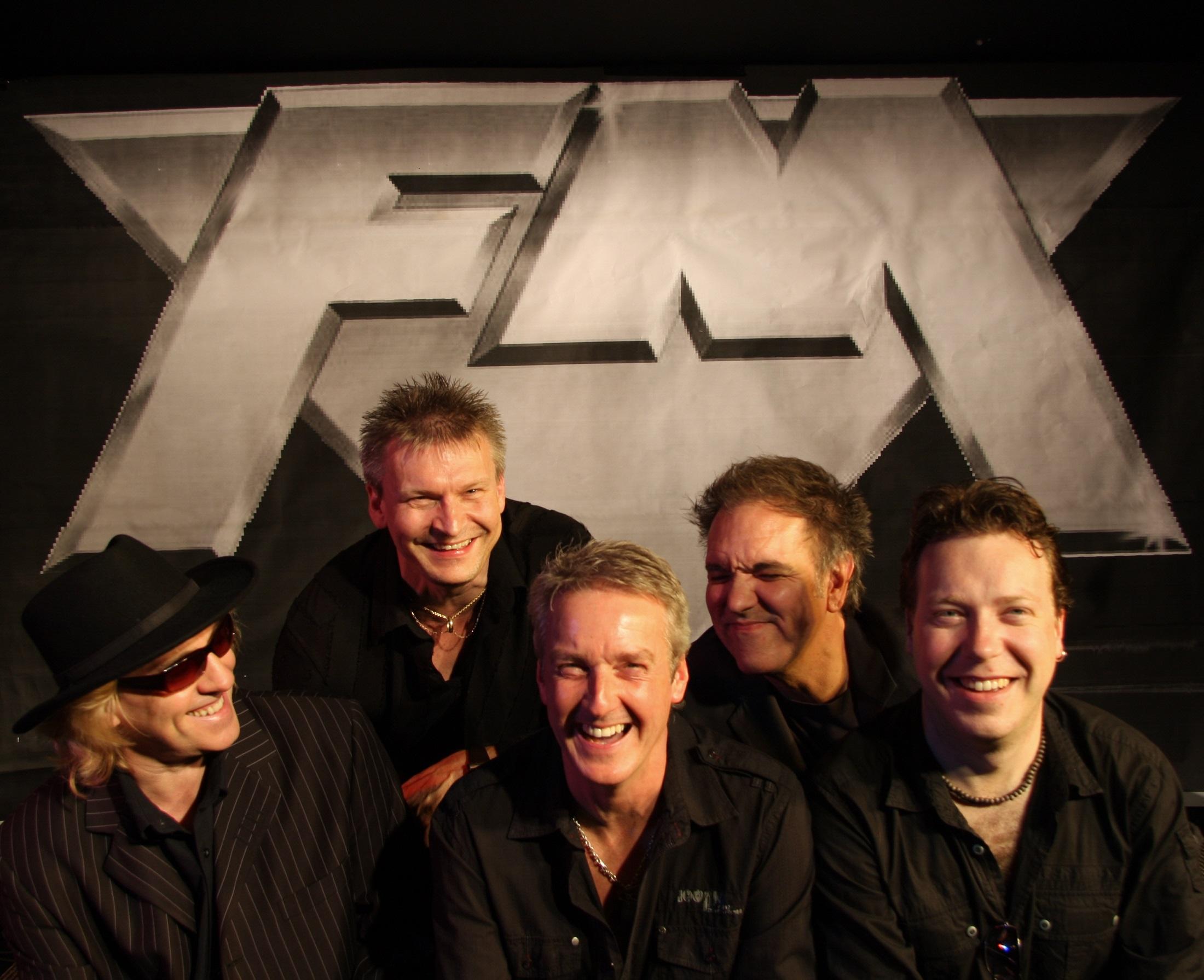 FM – melodisk hårdrock från England