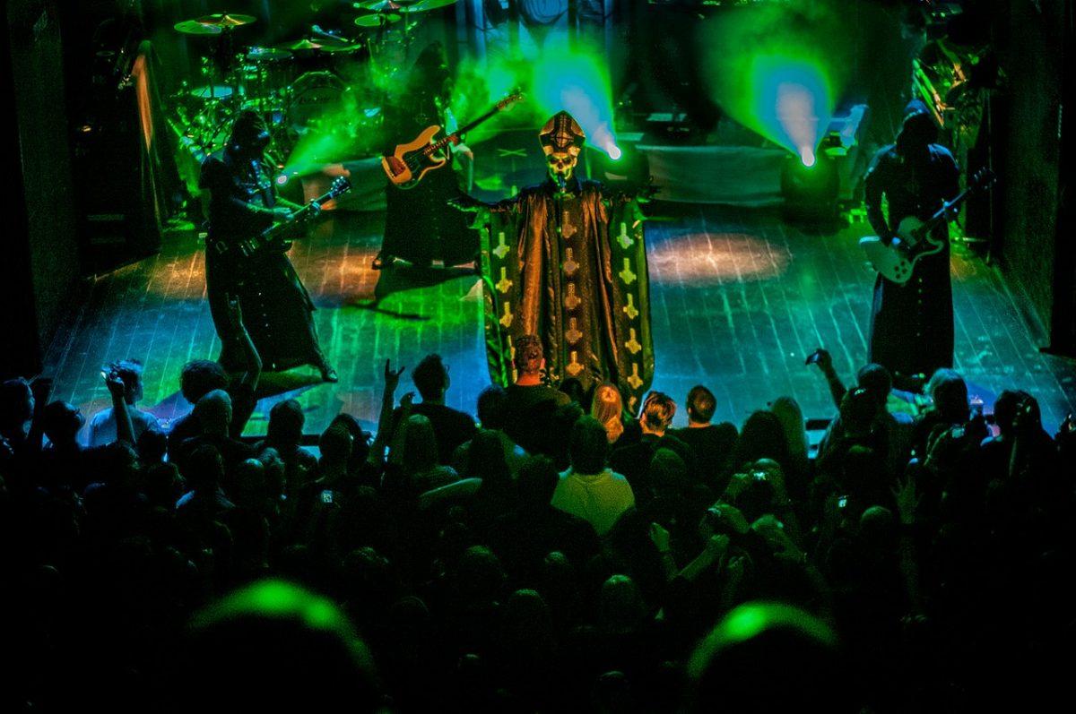 Ghost – hårdrock bakom masker